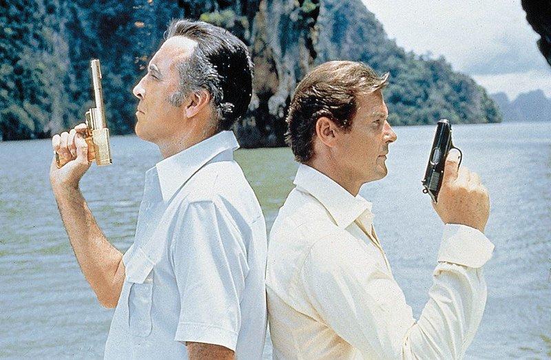James Bond 007: Der Mann mit dem goldenen Colt