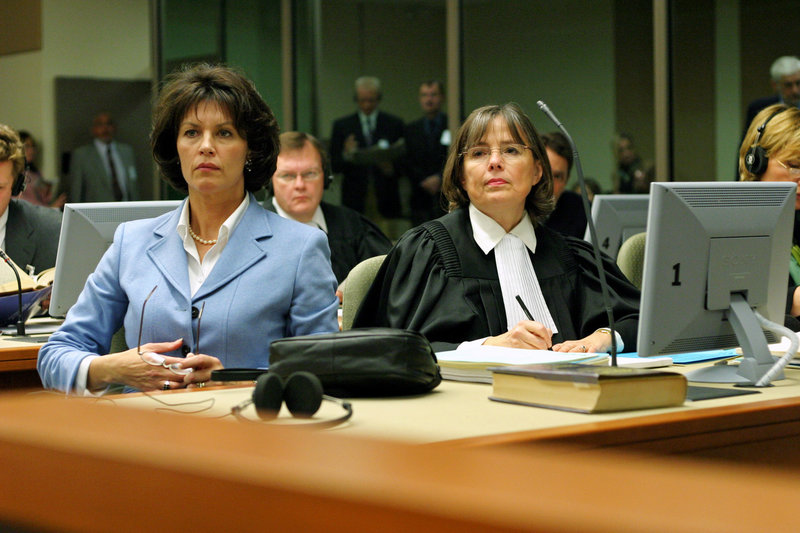 Jagd nach Gerechtigkeit - Das Tribunal von Den Haag