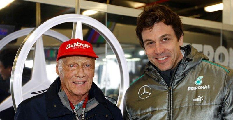 Niki Lauda - Leben ohne Limit