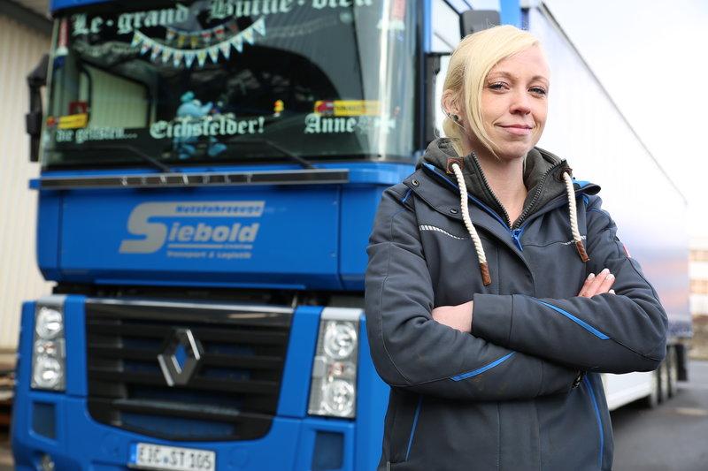 Trucker Ladies Dmax