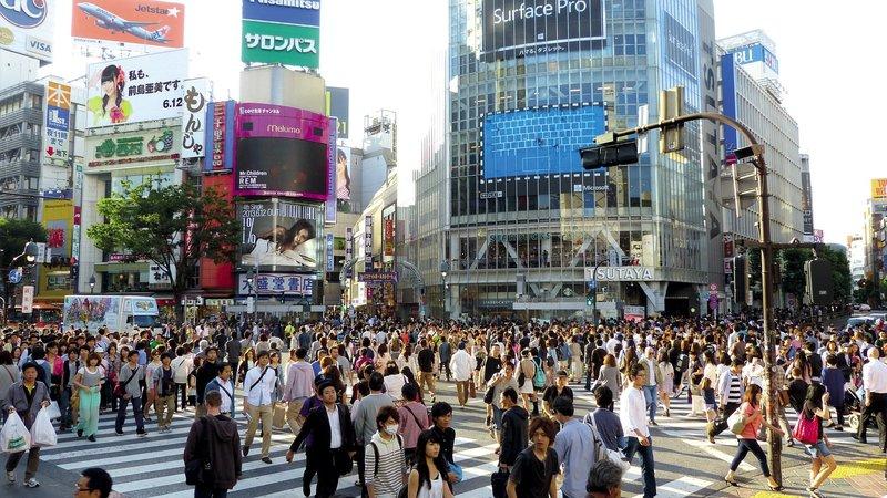 Tokio - Zerstörung und Wiedergeburt