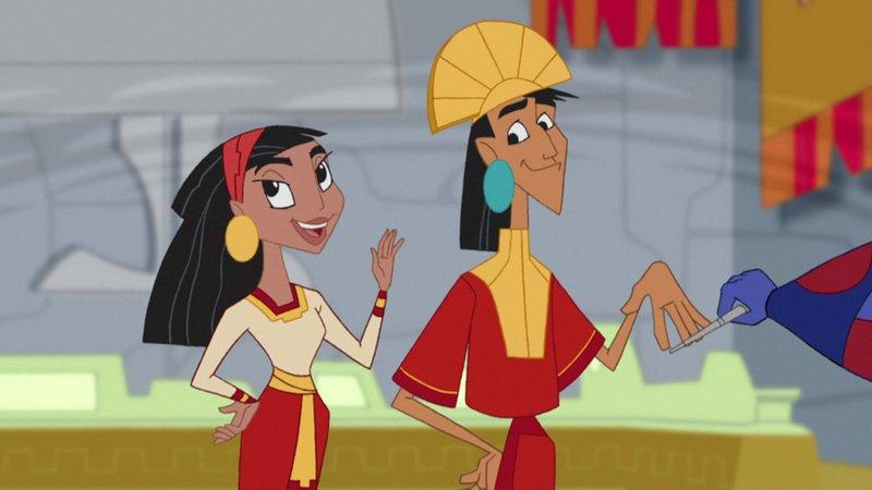 Kuzcos Königsklasse