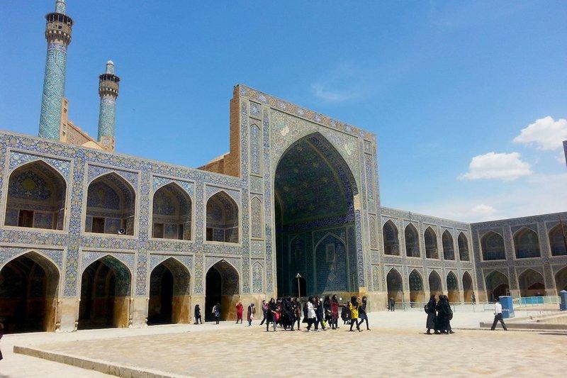Iran - Von Shiraz nach Teheran