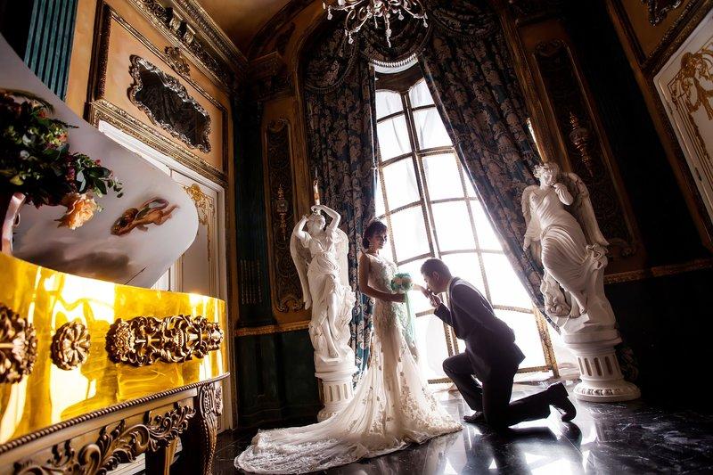 Wie im Märchen - Die schönsten royalen Hochzeiten aller