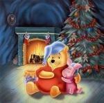 Winnie Puuh - Honigsüße Weihnachtszeit