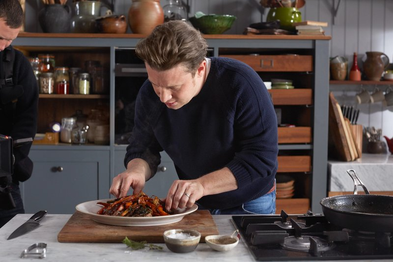 Kartoffelgratin Jamie Oliver
