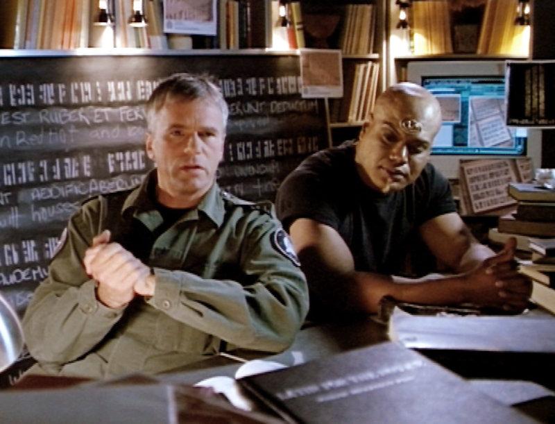 Stargate Zeitschleife