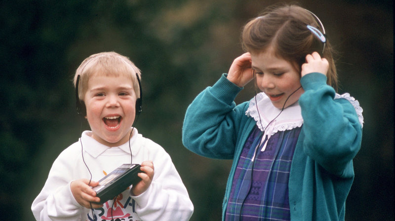 Generation Walkman - unsere Jugend in den 80ern