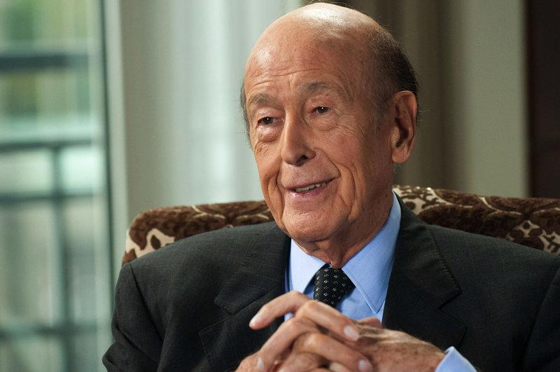 Schmidt und Giscard d'Estaing - Eine Männerfreundschaft