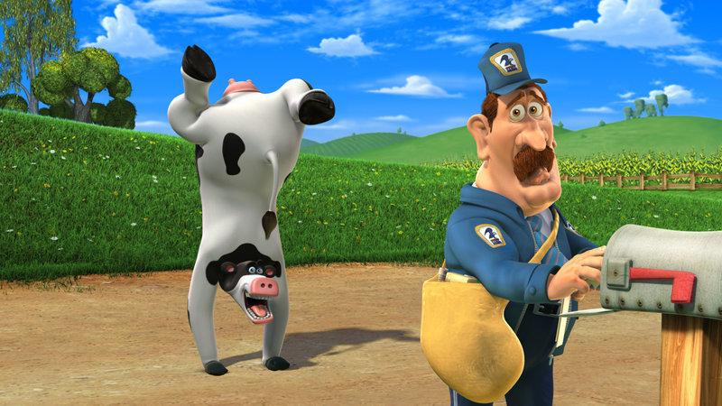 Der tierisch verrückte Bauernhof Bilder - TV Wunschliste