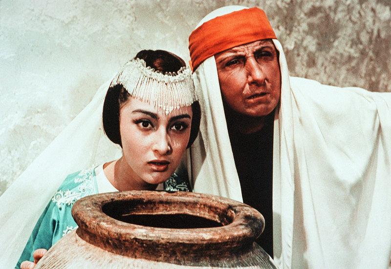 Aladins Wunderlampe