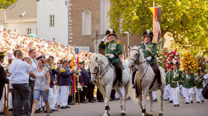 Stadt der Könige - Schützenfest in Neuss