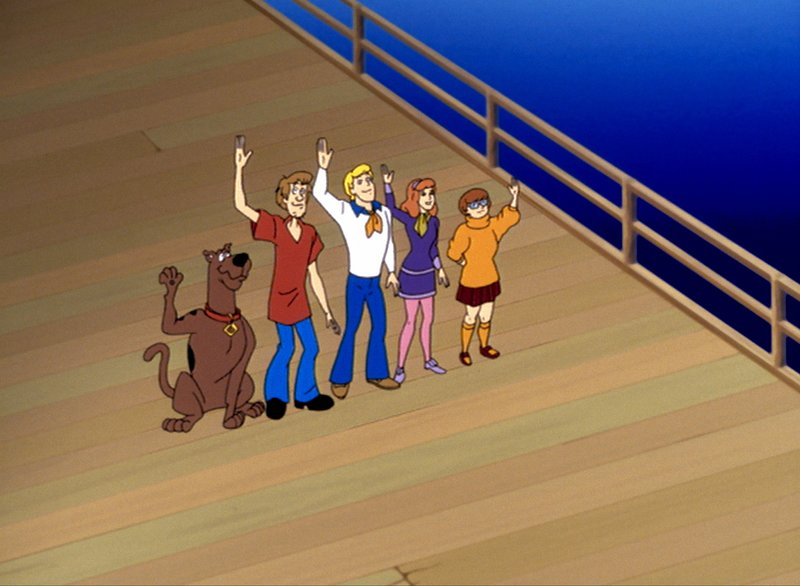 Scooby Doo und die Cyberjagd