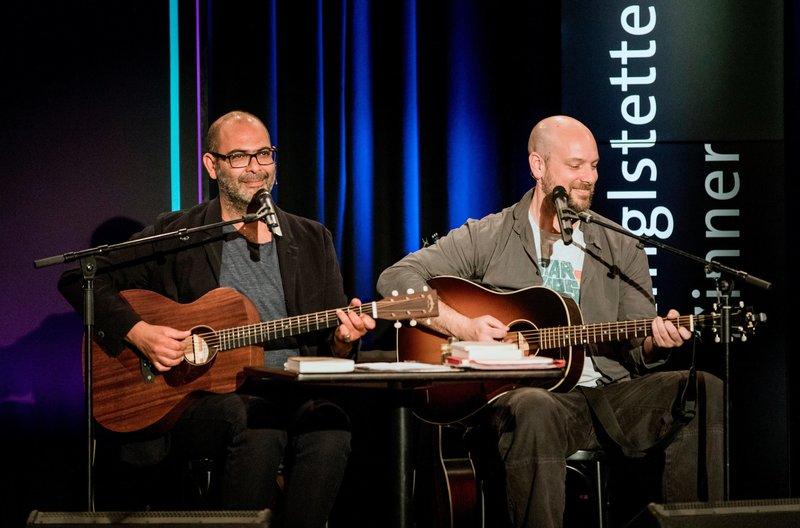 Ringlstetter & Zinner - Live auf der Bühne!
