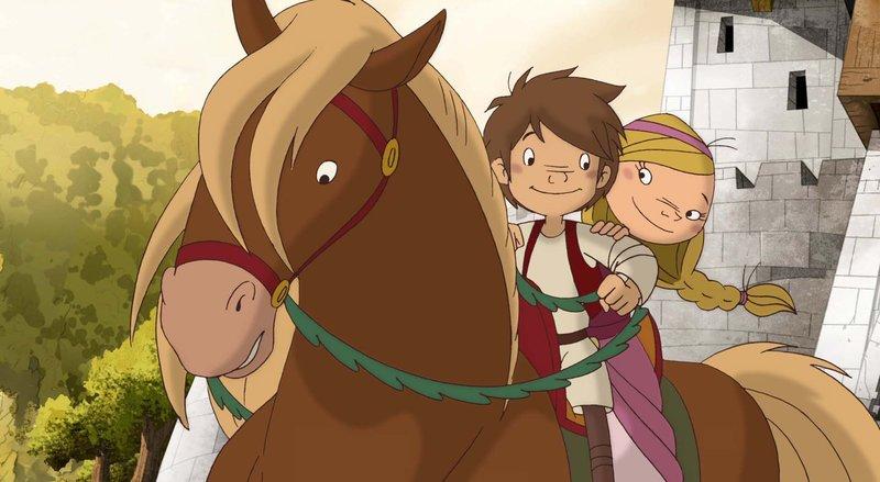 Der Kleine Ritter Trenk Bilder Tv Wunschliste