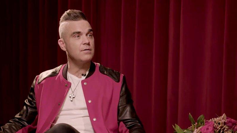 Swinging Bells mit Robbie Williams