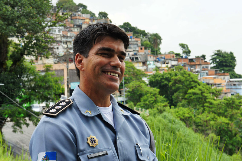 Rio - Kampf um Frieden