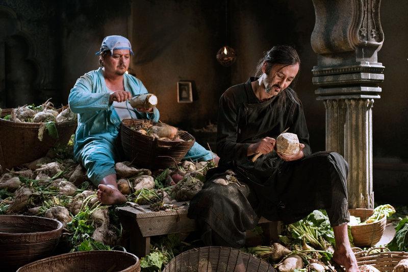 Hexe Lilli II - Die Reise nach Mandolan