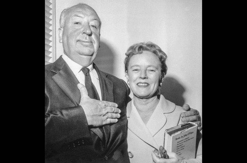 Mr. und Mrs. Hitchcock