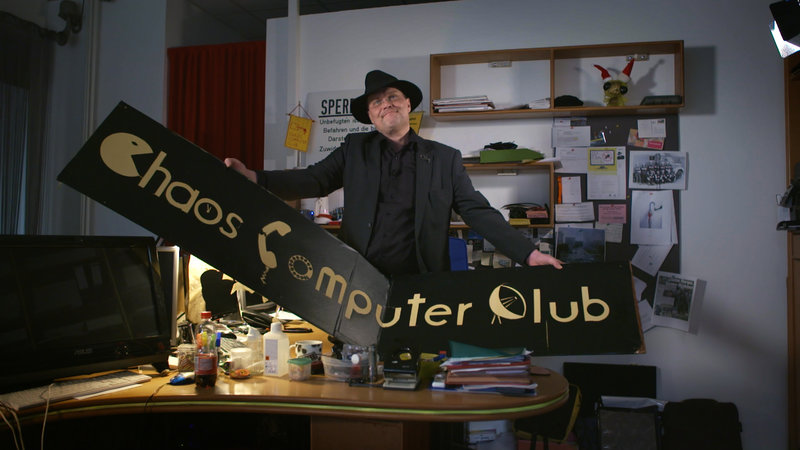 Der Chaos Computer Club - Hacker, Freaks und Funktionäre