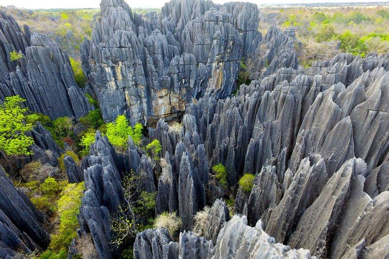 Madagaskar - Im Labyrinth der Tsingy