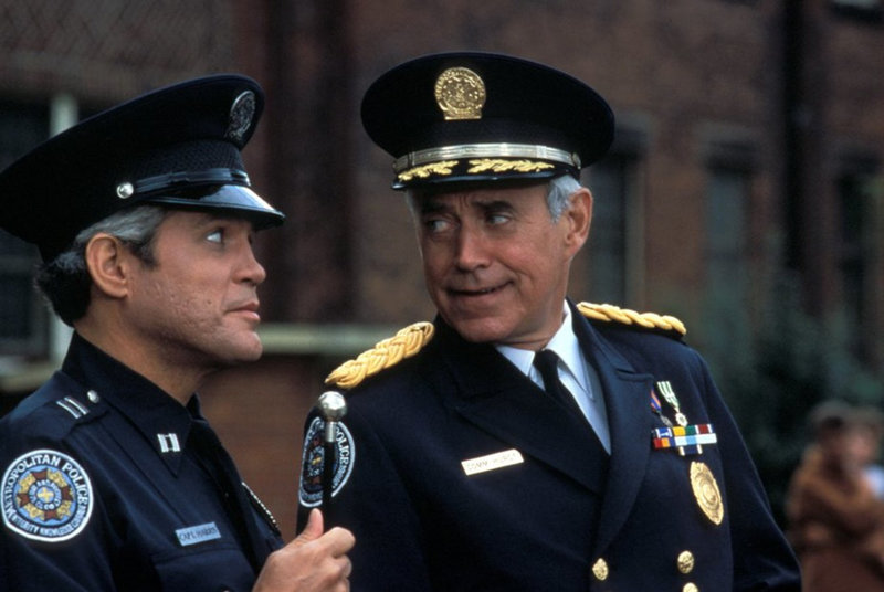 Police Academy Iv Und Jetzt Geht S Rund Usa 1987