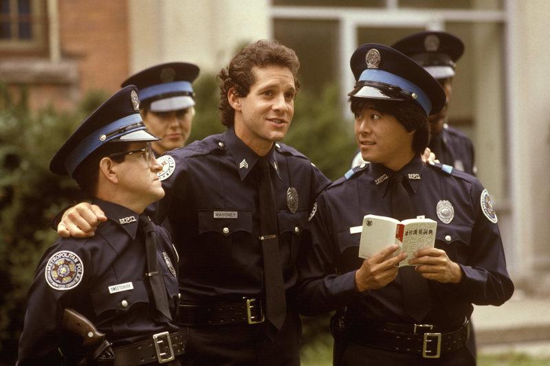 Police Academy III ... und keiner kann sie stoppen