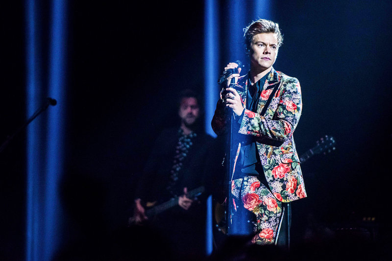 Harry Styles - Live in Manchester