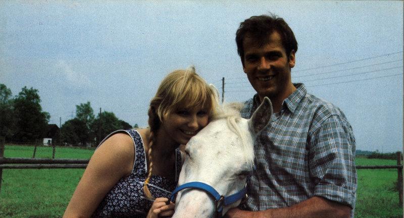 Keiner hat das Pferd geküsst