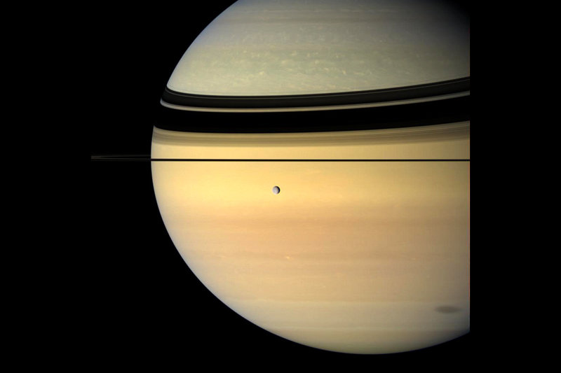 Cassini: Reise zum Saturn