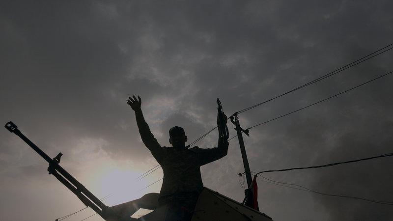 Krieg und Terror - In der Hölle Syriens