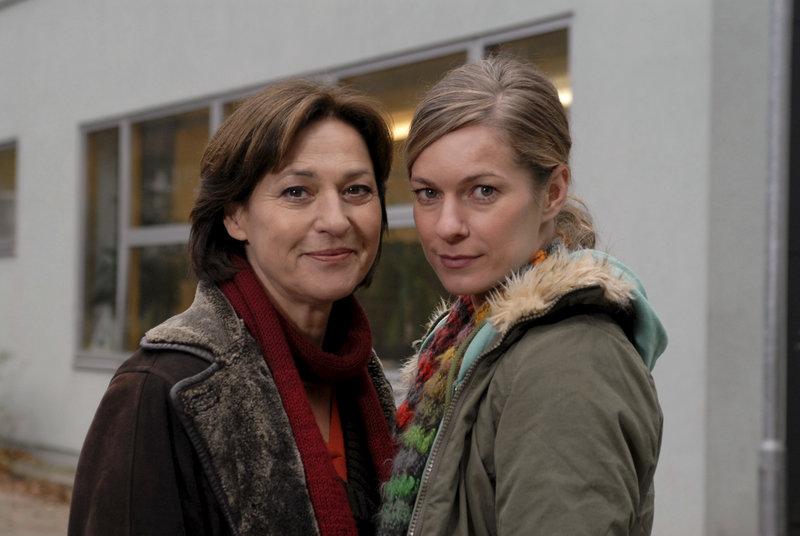 Das Duo Schauspieler
