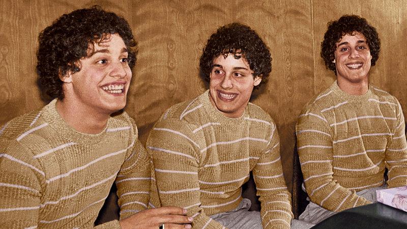 Drei Doppelgänger