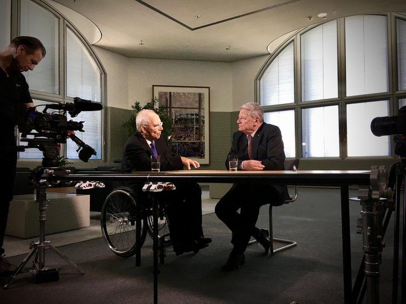 30 Jahre Mauerfall - Joachim Gaucks Suche nach der Einheit