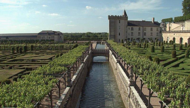 Entlang der Loire