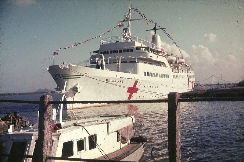 Das Schiff der Hoffnung