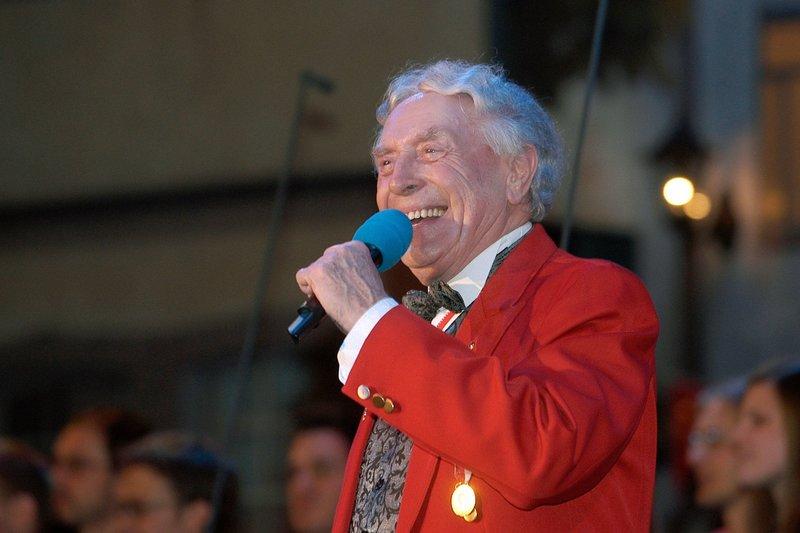 Ludwig Sebus - Der Grandseigneur im Kölner Karneval