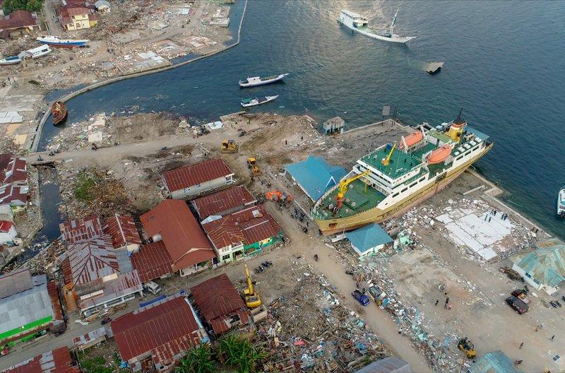 Tsunami - Gefahr aus der Tiefe