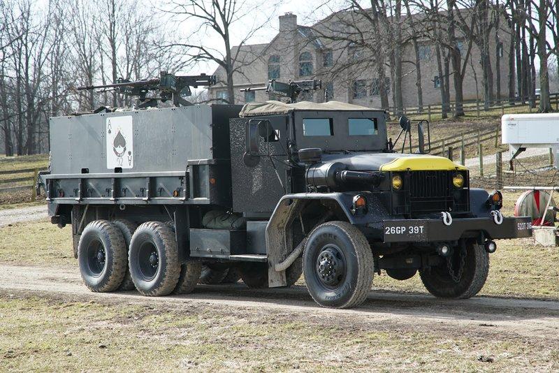Die Gun Trucks von Vietnam