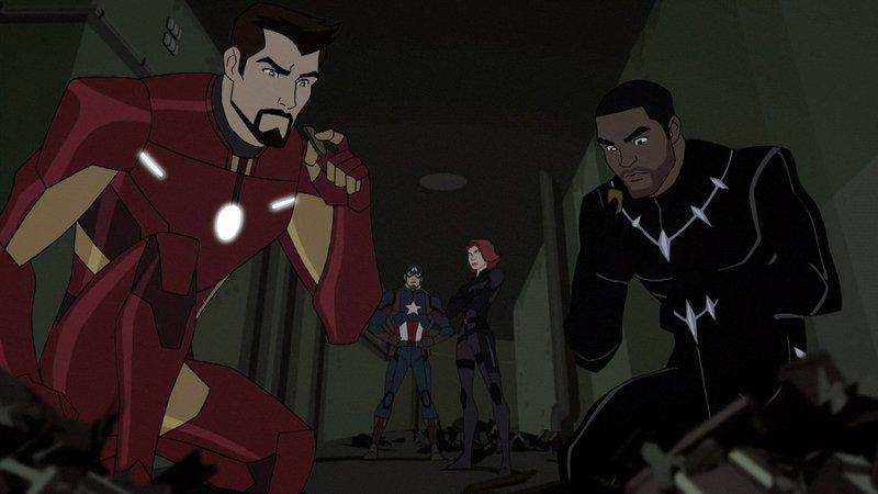 Avengers Gemeinsam Unbesiegbar