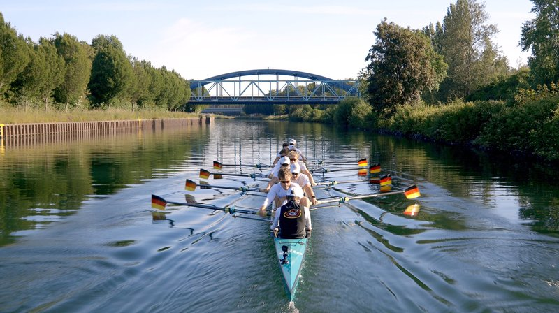 Der Dortmund-Ems-Kanal