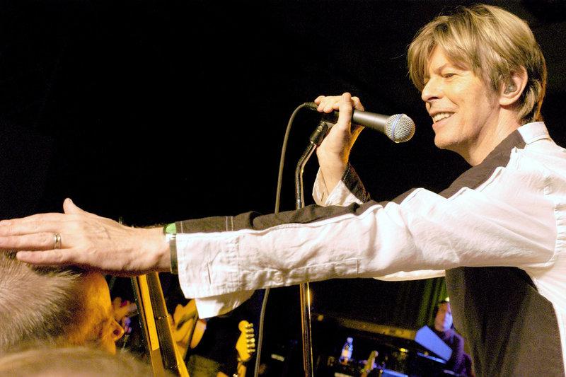 David Bowie - Die letzten Jahre