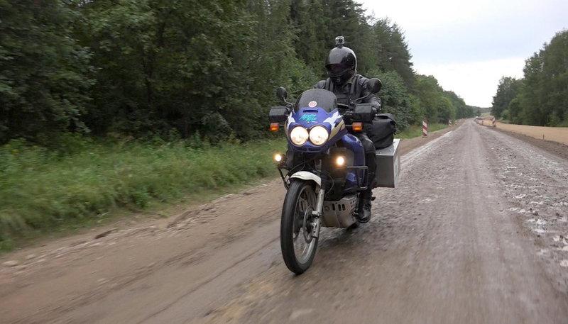 Easy Rider im Härtetest