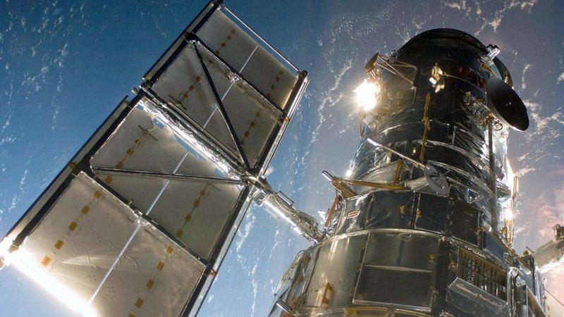 Hubble - Blick in die Unendlichkeit