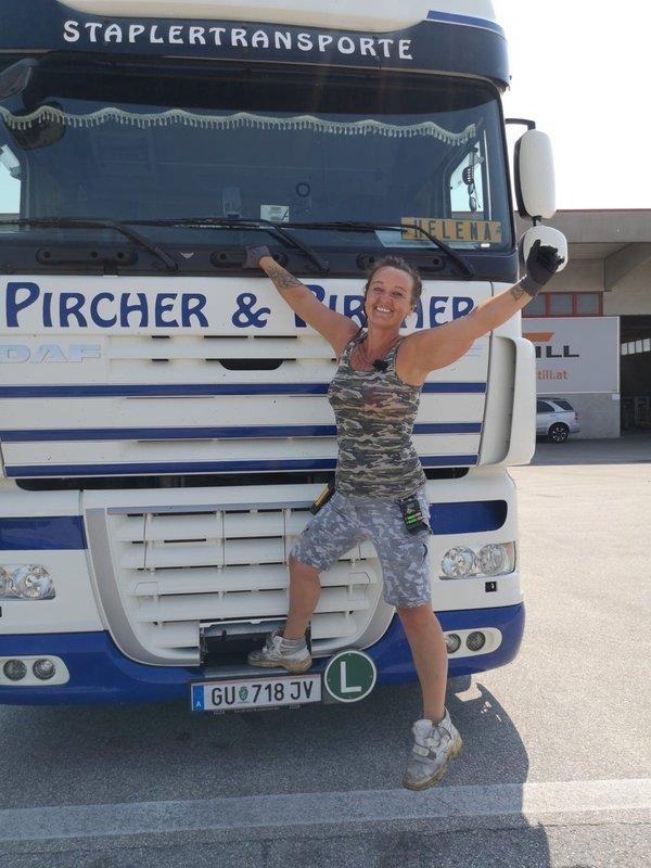 Trucker Babe Serie