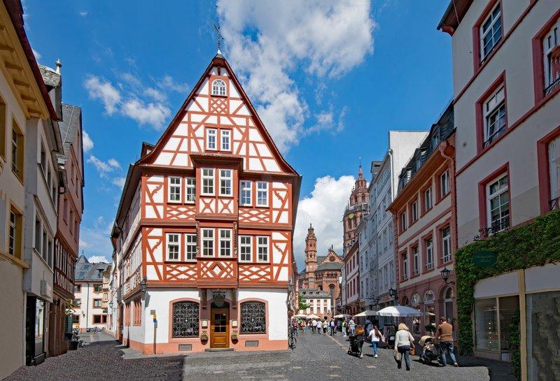 24 Stunden in Mainz