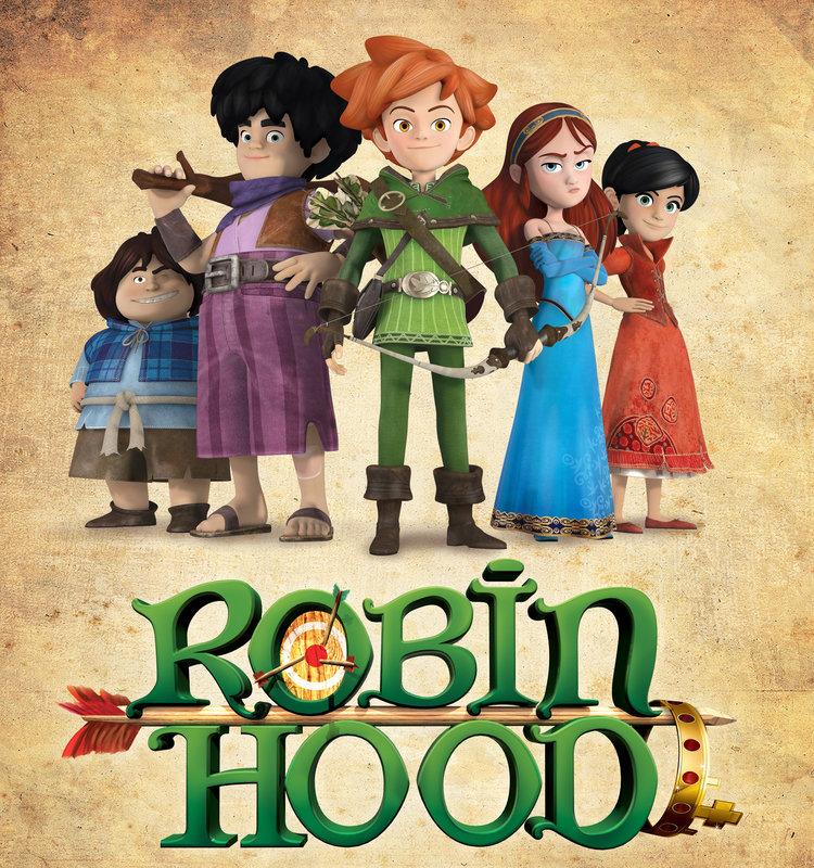Trickfilm Robin Hood