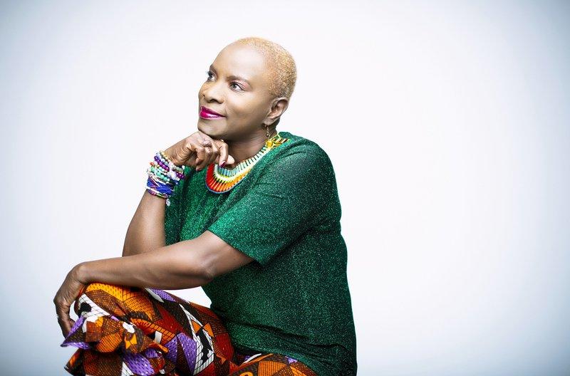 Angélique Kidjo bei den Musikalischen Höhenflügen