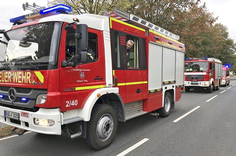 Freiwillige Feuerwehr - Retter in Not