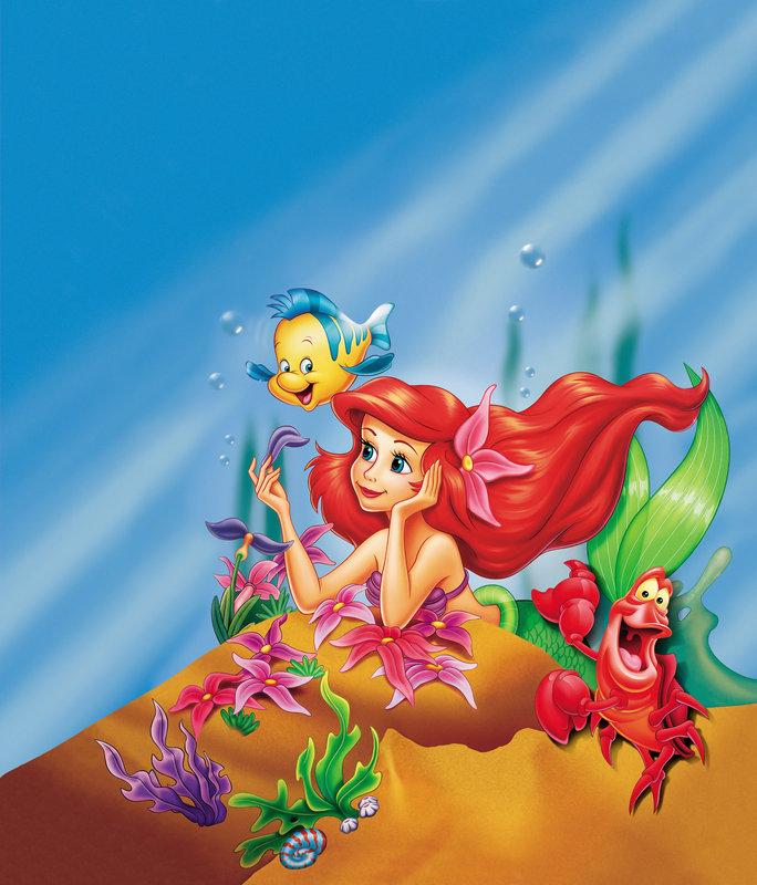 Arielle, die Meerjungfrau / Disneys Arielle, die kleine